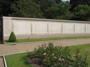 Monument commémoratif près d'Omaha beach