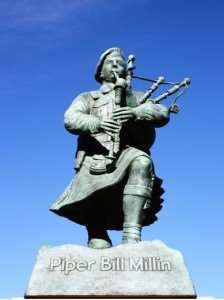 pipe major lord lovat