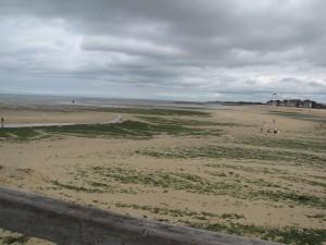 Autre vue de la plage de Juno