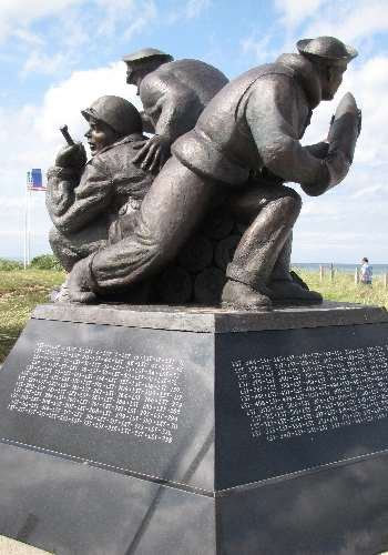 monument commemoratif utah beach