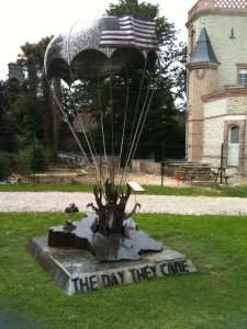 sculpture musée Airborne