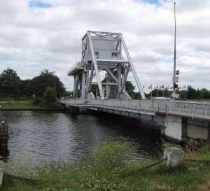 actuel pont Pegasus Bridge