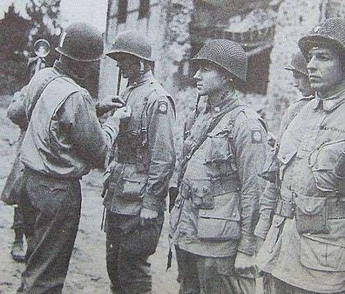 lieutenant colonel vandervoort