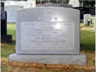 tombe Taylor Arlington