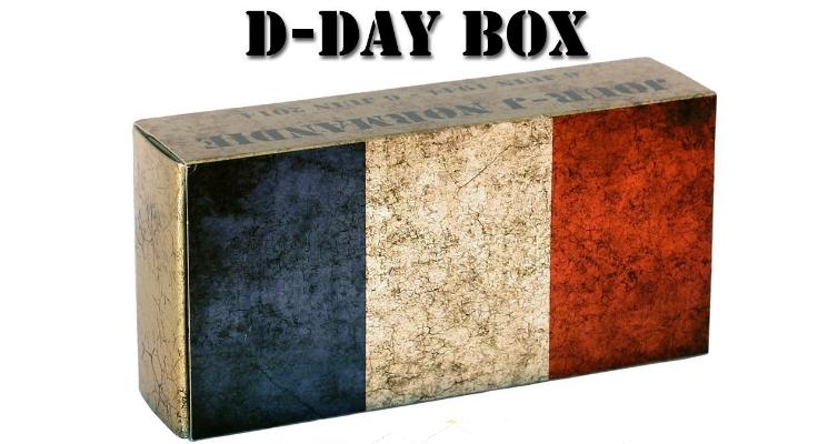 Nouveau, nos offres proposant une D-Day Box
